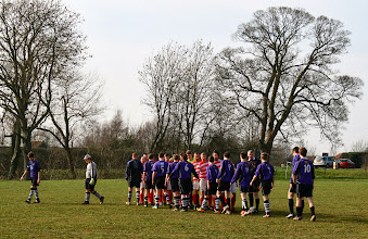 Photo: 08/02/14 v Castle Rising (North West Norfolk Football League Division 2) 0-4 - contributed by Martin Wray