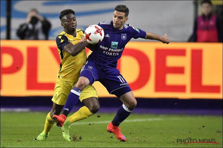 Transfer in de maak: Anderlecht heeft oplossing gevonden voor overbodige flankspeler