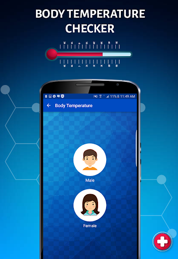 Body Temperature Thermometer  screenshots 3