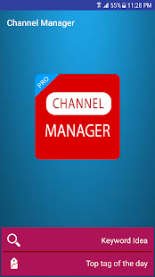 Channel Manager Pro No Ads Screenshot
