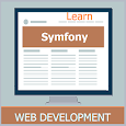 Learn Symfony icon