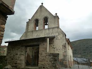 Photo: -a las 4 menos cuarto llegamos a Sobrado, la iglesia