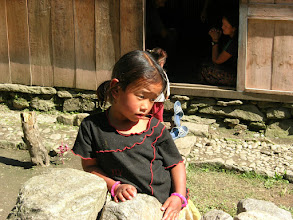 Photo: Nepali girl
