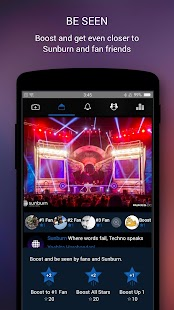 OFFICIAL SUNBURN APP- screenshot thumbnail