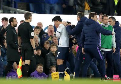 Tottenham in beroep tegen rode kaart voor Son na tackle met zware gevolgen op André Gomes