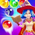 Fun eliminate-magic bubble marbles leisure battle icon