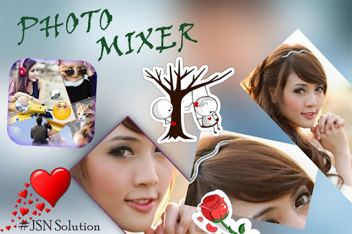 Photo Mixer : Collage Maker