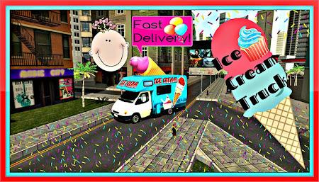 Ice Cream Van Truck 3D 1.0.1 screenshot 169721