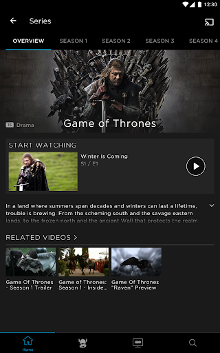 HBO 3.0.4 screenshots 10