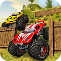 Uphill Monster Truck Driving Simulator 2018 icon