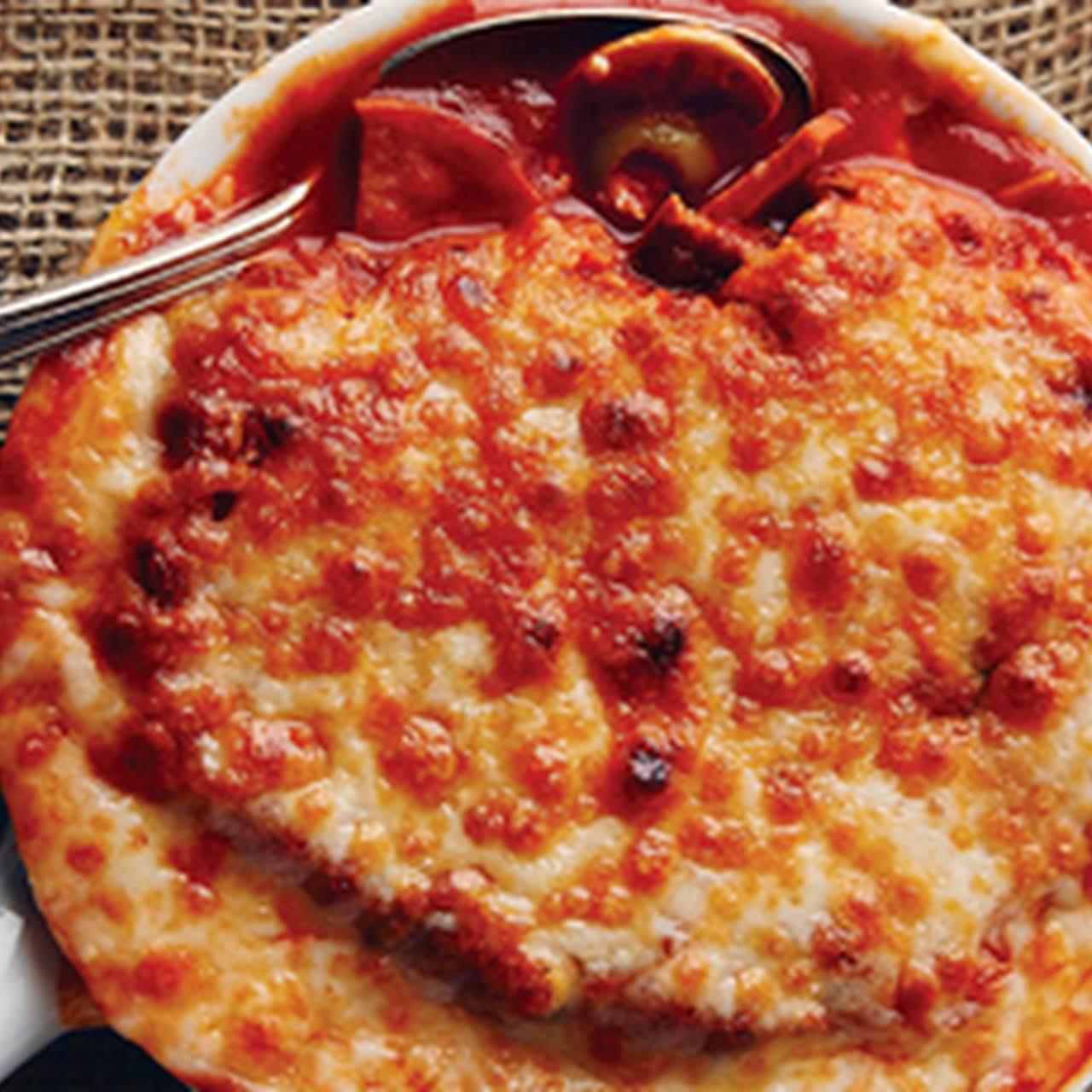 Michaels Pizza Soup