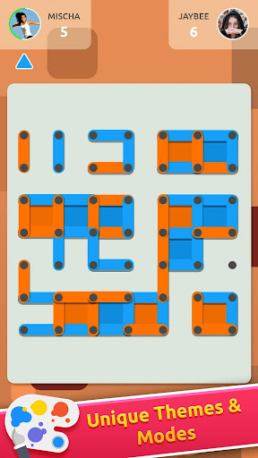 Dots and Boxes Online Multiplayer screenshot 4