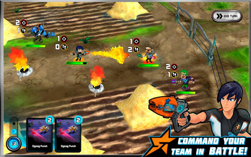 Slugterra: Guardian Force 1.0.3 Screenshots 9