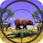 Animal Hunting - Frontier Safari Target Shooter 3D Android APK Download Free By Play Vertex
