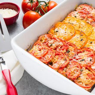 Tomato Gratin.