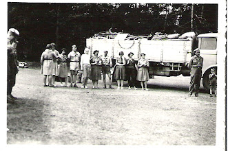 Photo: Obóz w Serpelicach lipiec 1962r.