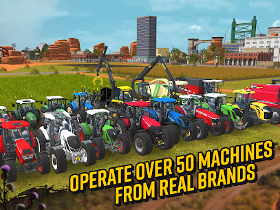 Farming Simulator 18 1.1.0.1 CRACKED Apk + DATA 9