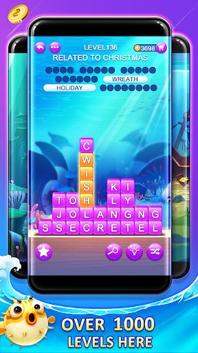 Word Games Ocean: Find Hidden Words apktram screenshots 5