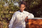 Beekeeper and owner of Native Nosi, Mokgadi Mabela, is all the buzz with her production and supply of pure, raw, locally made honey.