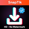 SnapTik - Download and Save your video icon