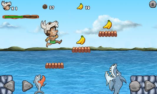Jungle Adventures - free screenshot 01