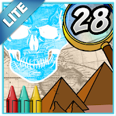 Coloring Book 28 Lite: World History