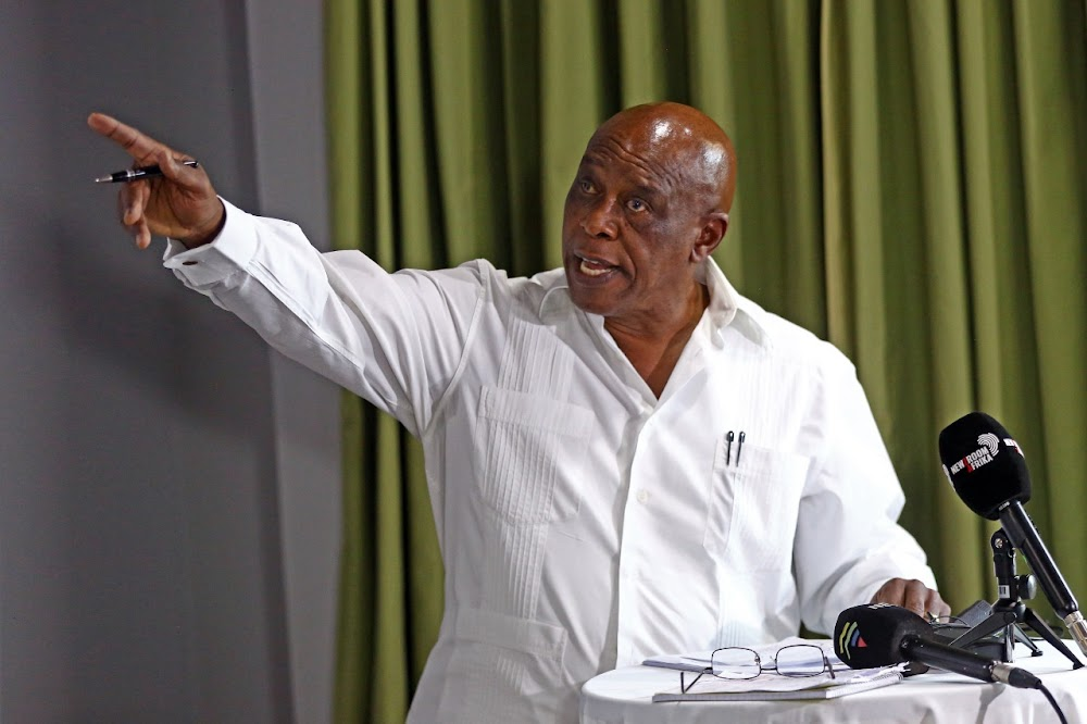 Tokyo Sexwale says SA government 'rejected R75bn donation' to the Solidarity Fund - TimesLIVE