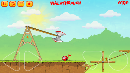 Red Ball 3: Bouncing Ball Love Adventure 1.0.1 {cheat|hack|gameplay|apk mod|resources generator} 2