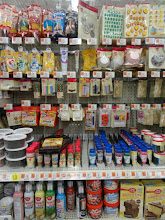 Photo: The most exciting spot on the baking aisle! All of the colors, candies, and decorations inspired us to add a little pizzazz to our cupcake project. I know you are dying to see our un-b-day cupcakes and Halloween cupcakes!