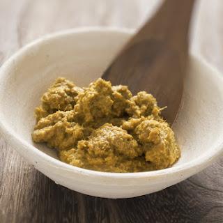 Thai Yellow Curry Paste.