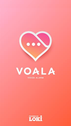 VOALA Voice Alarm ~ボアラで目覚まし~