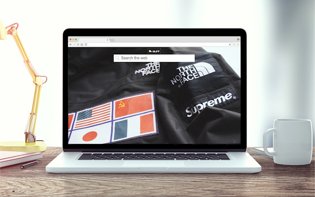 The North Face HD Wallpapers New Tab Theme