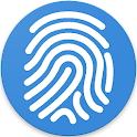 Attendance with Fingerprint icon