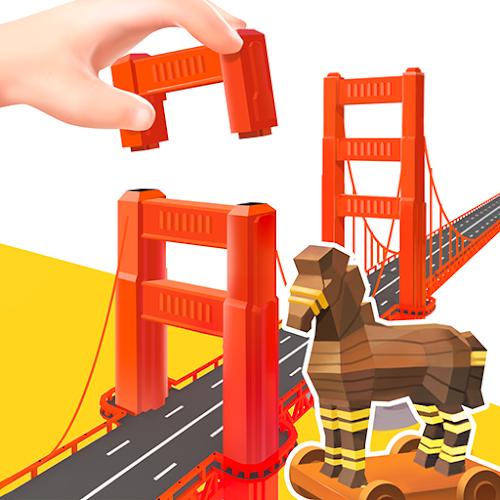 Pocket World 3D - Assemble models unique puzzle (Unlocked/Mo 1.2.6mod