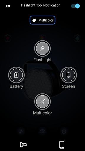 Strobe Light ud83dudea6 LED Flashlight & Music Strobe 1 screenshots 5