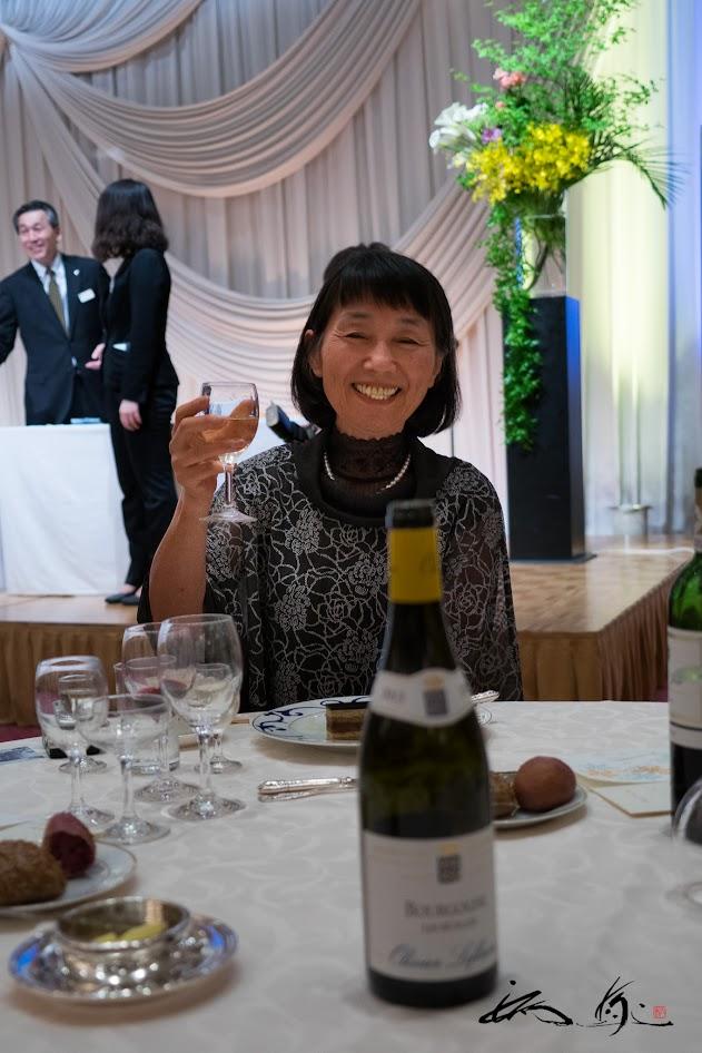 高井先生オリジナルワイン