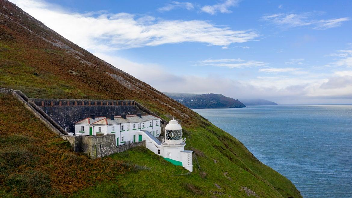 The top staycations where you can stay in a lighthouse