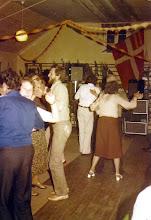 Photo: Fest i forsamlinghuset 1979