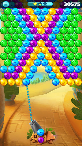 Egypt Pop Bubble Shooter screenshot 4