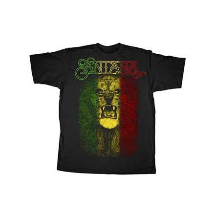 T-Shirt - Santana Lion