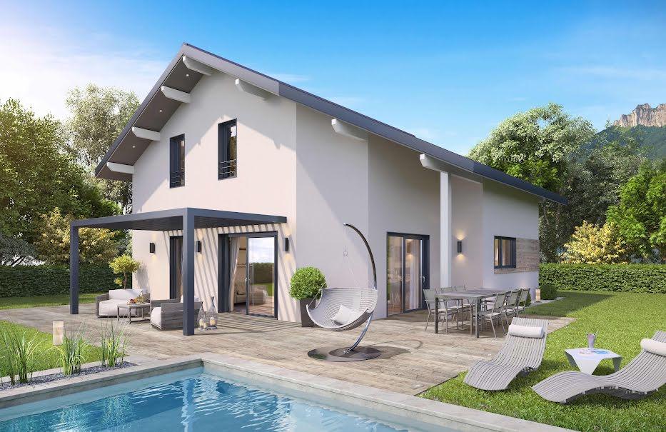 Vente maison 6 pièces 129 m² à Brenthonne (74890), 490 770 €