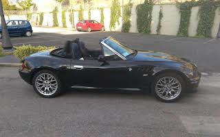 BMW Z3 2.2 Rent Abruzzo