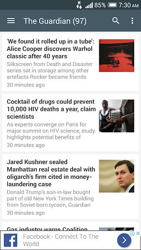 World News  screenshots 5