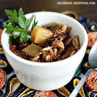 Crock-Pot Hawaiian Chicken Chili