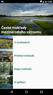 Mokřady- screenshot thumbnail