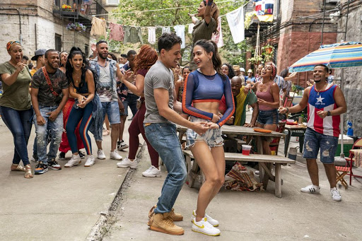 Community Dance Emerges as the Star of In the Heights