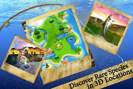 Wild Fishing Pro 3D: Ace Catch 1.0 screenshot 59645