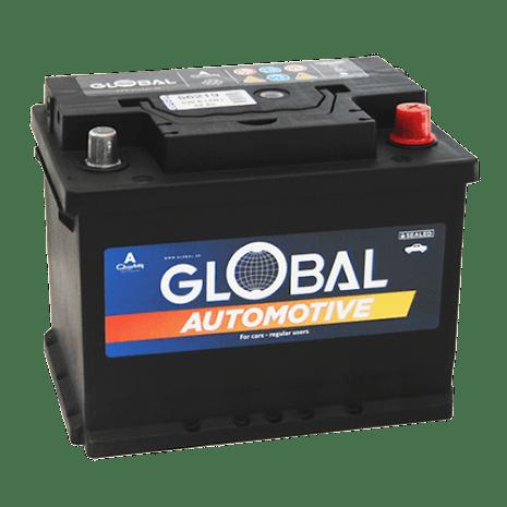 Bilbatteri 12V 45Ah Global