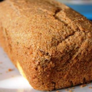 Flaxseed Bread Loaf.