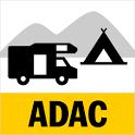 ADAC Camping / Stellplatz 2017 icon